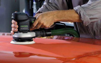 Festool Automotive Systems Eccentric Sanders Review
