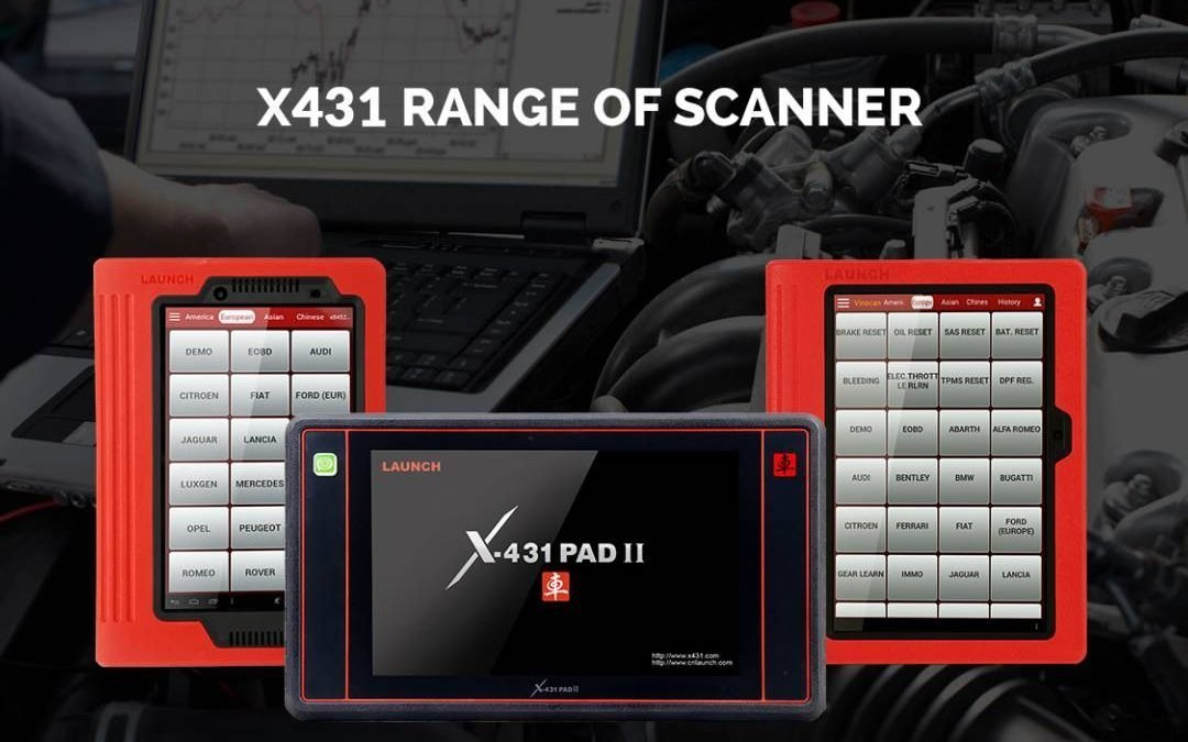 Launch X431 Scanner Review